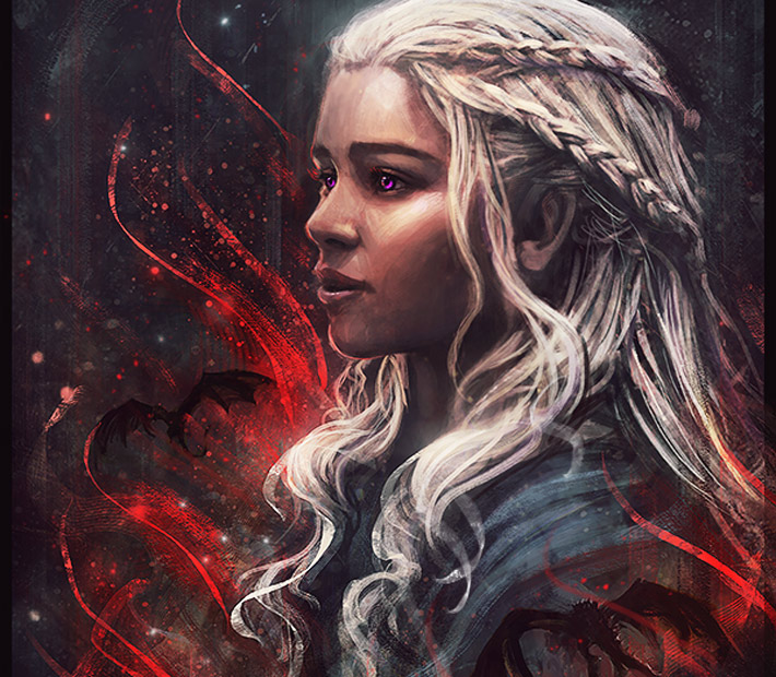 Mother of Dragons by Sabel Westling